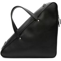 famoso saco marcas japão Desconto # B0001 Nova bolsa de moda feminina Triângulo Estilo Shoulder Bags Preto Messenger Bag