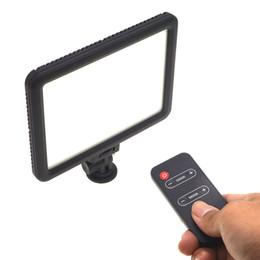 Canada VLD-P116 LED Slim LCD Bi-Color Dimmable Video Studio batterie Light + Set lumière LED photographie chargeur Offre