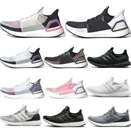 2019 botas r2 Nuevo ultra boost 19 5.0 para hombre zapatillas negro blanco ultraboost 3.0 4.0 para zapatillas de deporte deportivas para mujer diseñador 36-47