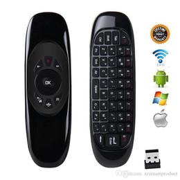 оконная клавиатура xp Скидка C120 Air Mouse 2.4G Беспроводная мини-клавиатура Fly Air Mouse Беспроводная клавиатура для ноутбука и телевизионной приставки