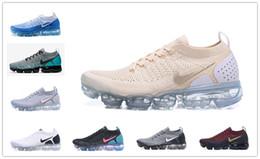 2018 VaporMAX V2.0 Hava MAX koşu ayakkabıları Atletik Şok klasik yürüyüş ayakkabıları bayan casual Yürüyüş maxs spor Sneakers Boyut US5.5 ~ 12 supplier maxs shoes nereden maxs ayakkabıları tedarikçiler
