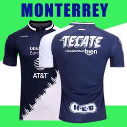 2019 монтеррей трикотажные 19 20 футболка Monterrey футболка D.PABON R.FUNES MORI футболка 2019 2020 Таиланд футболка Monterey футболка camisa de futebol дешево монтеррей трикотажные