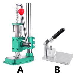 Máquinas de redondeo online-Máquina de la prensa para el compresor manual portátil del cartucho M6T Máquina prensadora manual para atomizadores Vape Pen M6T 510 Puntas planas / redondas