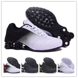 cc67c71811ee9e Discount shoes shox - Original Shox Deliver Men Running Shoes 2018 Mens  Chaussures Homme Shox Designers
