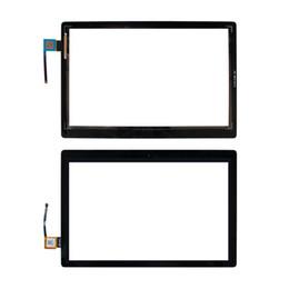 2019 dh inch tablet Für lenovo tab e10 e 10 tb-x104f tb-x104l tb x104 touchscreen digitizer glass panel + kostenlose tools