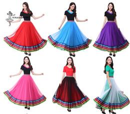 5be554305 Distribuidores de descuento Swing Trajes De Baile De Las Mujeres ...