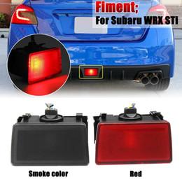 Kit luce retronebbia online-2 funzioni luce di guida + luce freno LED fendinebbia posteriore kit luci freno per WRX STi / Impreza / XV Crosstrek stile JDM