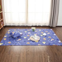 534f8a6bad99f0 Tappeto in cotone tessuto camera da letto tavolino comodino in cotone  tappeto strisciante tatami tappeto antiscivolo coperta lavabile in  lavatrice economico ...