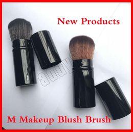2019 Nuevos pinceles de maquillaje facial Foundation Face Powder M Blusher Pinceles de maquillaje Set Cosmetic Tools 2 tipos desde fabricantes