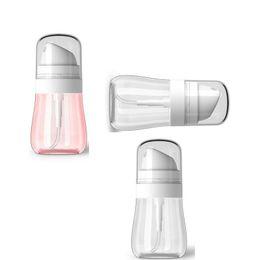 Portable bottiglia riutilizzabile TSA Approvato PETG e riutilizzabile plastica di silicone alcol Pressione Vaporizzatore 50 Ml da vasetti di spezia dell'acciaio inossidabile all'ingrosso fornitori