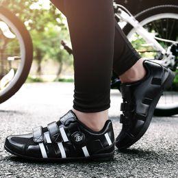 2019 fahrradschuhe 44 HYFMWZS Unisex Fahrradschuhe Krasovki Männer Rennrad Schuhe Hohe Qualität Frauen Radfahren rutschfeste Paar Rennrad 36-44 rabatt fahrradschuhe 44