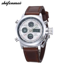 часы стильные спортивные Скидка zk20 1124  Nylon Leather Strap Watch Stylish Fashion Gender Quartz And Digital Business Men Watch Casual Sports Watches