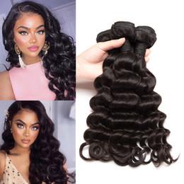 2019 frisuren für weben Lose tiefe Wellen-Locke-brasilianische Haar-Webart-Bündel-natürliche Farbe Lose tiefe Wellen-Frisuren Brazilain-Bündel-lose tiefe Wellen-kurzes Haar günstig frisuren für weben