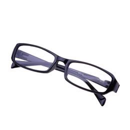 Vecchi telai di vetro online-Moda Occhiali rettangolari occhiali da lettura per PC materiale montatura per occhiali occhiali da vista specchio presbiopia maschio femmina luce da lettura regalo vecchio