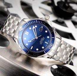 Deutschland Ceragold Technology kreiert Herrenuhren Keramik Taucheruhr Lünette Luxusuhr 42mm Mechanisch Automatisch Designer Armbanduhren Blau Schwarz Versorgung