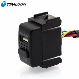 nissan uso de coche Rebajas Ion negativo 2in1 5V 2.1A Interfaz USB Cargador de zócalo, purificador de aire del coche, ionizador, uso de iones negativos para NISSAN, qashqai, tiida, x-trail, soleado
