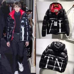 Italienische High Fashion Marke Outdoor Sports Daunenjacke Retro Fashion Casual Winter Daunenjacken Männer Und Frauen Paar Mantel HFBYYRF007 von Fabrikanten