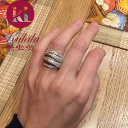 verlobungsringe dubai Rabatt KI Monaco Designer Luxus Twist stapelbar stapelbar Ring Damen Kubikzircon Engagement Dubai Naija Finger Ehering weiblich