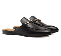 zapatillas de menta verde Rebajas Nuevas zapatillas de estilo casual de lujo para mujer, diapositivas de diseñador de diseñador, zapatillas de fumar, zapatillas de cuero con estrella, zapatos de mujer de diseño de lujo