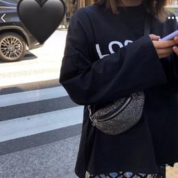 Mens designer cross corpo sacos on-line-TS Alex diamante Ombro incorporado Bag Designer de luxo Bolsas bolsas das mulheres dos homens das senhoras preto e branco Cross-corpo Bag Peito Bag TSYSBB339
