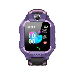 tracker baby Promo Codes - Q19 Smart Watch Kids LBS Positioning Lacation SOS Camera Phone Smart Baby Watch Voice Chat Smartwatch DHL FEDEX Free