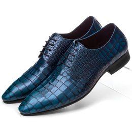 new style 5a36d 97517 Herren Schwarze Blaue Formale Schuhe Online Großhandel ...