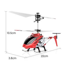 3.5-канальный гироскоп вертолета rc онлайн-Высокая Скорость SYMA S107H 2.4 Г 3.5CH Hover Высота Удержания RC Вертолет W / Гироскоп RTF RC Quadcopter Игрушки Для Мальчика Подарок Малыша Открытый Игрушки