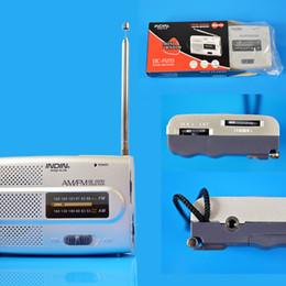Argentina BC-R28 mini portátil AM FM Radio delgada antena telescópica de radio con correa Mundial Receptor Loudpeaker Suministro