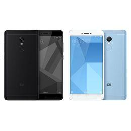 """Canada Xiaomi Redmi Note 4X 4 Go de RAM 64 Go de ROM 4 X Snapdragon de téléphone portable 625 Octa Core 5.5 """"FHD 4100mAh d'empreintes digitales ID MIUI 8 Offre"""