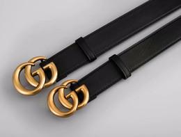 Nuovo 2018 Cintura grande grande fibbia in vera pelle con cinture di design uomo donna alta qualità nuove cinture da uomo di lusso di spedizione da allenatore di forma fisica fornitori