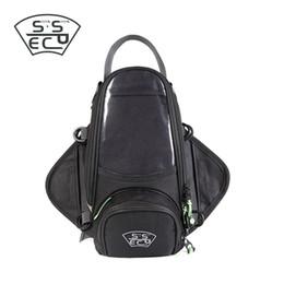 Крепление телефонов онлайн-SSPEC Мотоцикл бак сумка для мобильного телефона навигационная сумка многофункциональный небольшой масляный резервуар пакет фиксированных магнитных ремней