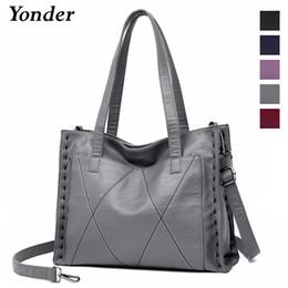 wine bag messenger Coupons - Yonder shoulder bag women genuine leather  handbags ladies crossbody bag fashion 41fe1de44508c