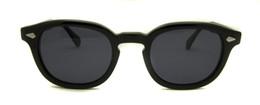 Canada Luxe-Accompagné Retro Vintage lunettes de soleil moscot emballage d'origine Round Johnny Depp Rivet SunGlasses Hommes Designer Lunettes UV400 Lunettes Offre