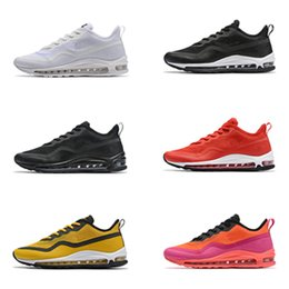 b8d1caecea8 2019 New Undefeated 97 Ultra OG Plus Men Running Shoes air Run Black 97s  Sports Jogging Walking Maxes Mens Trainers Athletic Sneakers 40-47 discount  max ...