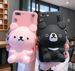2019 handy-specials Spezielle Design TPU Hund Mobiltelefon Handy Cover Apple volle Schutzhülle Handtasche Brieftasche Fall für Iphone XR 7 8p