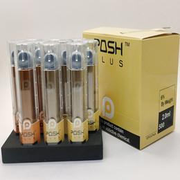 2020 vampas de kits de inicialização Posh Além disso Vape descartável dispositivo Esvaziar Pods Starter Kit 450mAh Battery Vape Pen E-Cigarette Kits de 2ml Pods 10 cores em estoque vampas de kits de inicialização barato