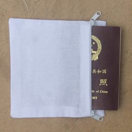 двухсторонний сотовый телефон Скидка Двухсторонние молнии потайные карманы для денег для паспорта сотовый телефон для вшивания в брюки или пальто (10 шт)