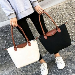 große schultaschen Rabatt Frauen Canvas Handtasche Schulter Messenger Bag Satchel Tote Handtasche Taschen Shining Mode komfortabel groß