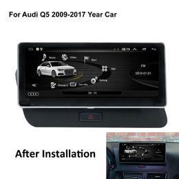 "2019 subaru dvd spieler COIKA 10,25 ""Android 6.0 System Auto DVD IPS Multimedia Player Für Audi Q5 2009-2018 GPS Navi Google WIFI Spiegel Bildschirm Bluetooth SWC"