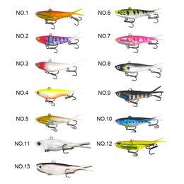 Мягкие пластиковые рыболовные приманки онлайн-Мягкие приманки Vibe 20 г 95см морские рыболовные приманки 3D глаза VIB рыболовные приманки пластиковые приманки Vibe