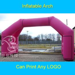 Arches gonflables de 8 * 4m pour des événements sportifs ? partir de fabricateur