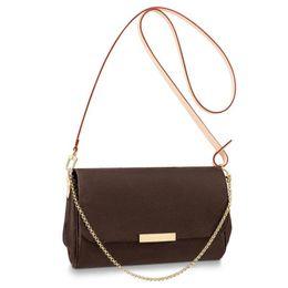 Sacs à bandoulière en Ligne-sacs à main de luxe designer sac en cuir PU favori sacs pursese chaîne sangle motif de fleur femmes épaule bandoulière sac à main sac à main