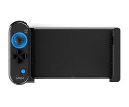 Jogo pad sem fio bluetooth joystick android vr telescópico controlador gaming gamepad para iphone pug joypad móvel de