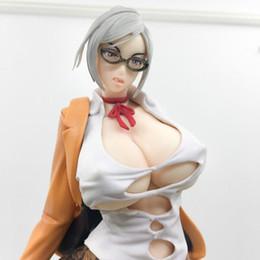 Figuras de modelo sexy anime on-line-Figura sexy Anime Escola Prisão Meiko Shiraki Sexy Figuras de Ação PVC Coleção Modelo brinquedos brinquedos Presente