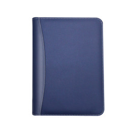 business planner notebook Coupons - Daily Memo PU Hardcover School Work Business Book With Calculator Planning Company Binder Notebook Planner Writing Stationery
