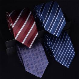 2019 schwarze krawatte orange streifen Krawatte für Mann Seidenkrawatte Mann formal Geschäftsmann Bräutigam Hochzeit Beruf schwarzer Seide Streifen Partei Krawatte Preasent günstig schwarze krawatte orange streifen