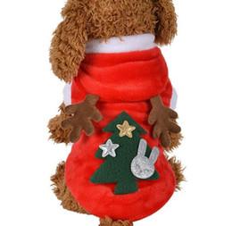 Canada Festival de vêtements d'hiver orignal Noël vêtements nouvel an vêtements Chien de Noël sans fret Offre