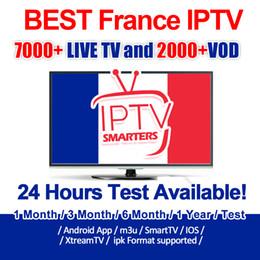 Французская IPTV-подписка с дополнительными телевизионными каналами iptv 7000+ Арабский Португалия Арабская Великобритания IT-подписка iptv HD серия VOD канал для взрослых от