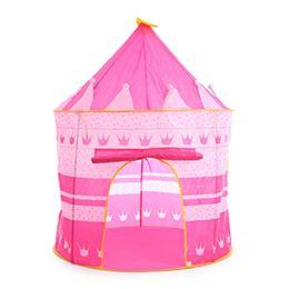 Argentina Play Tent Baby Ball Pool Tent for Kid Pink Blue Tent Los niños juegan a la casa Suministro