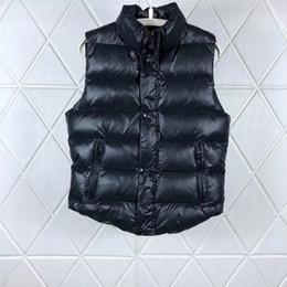 Diseños de chalecos online-Diseño para hombre de la chaqueta del chaleco de la cremallera de lujo La nueva capa con capucha informal Hombres Mujeres Marca rompevientos chaleco de la manera Marca concede la chaqueta B100307K